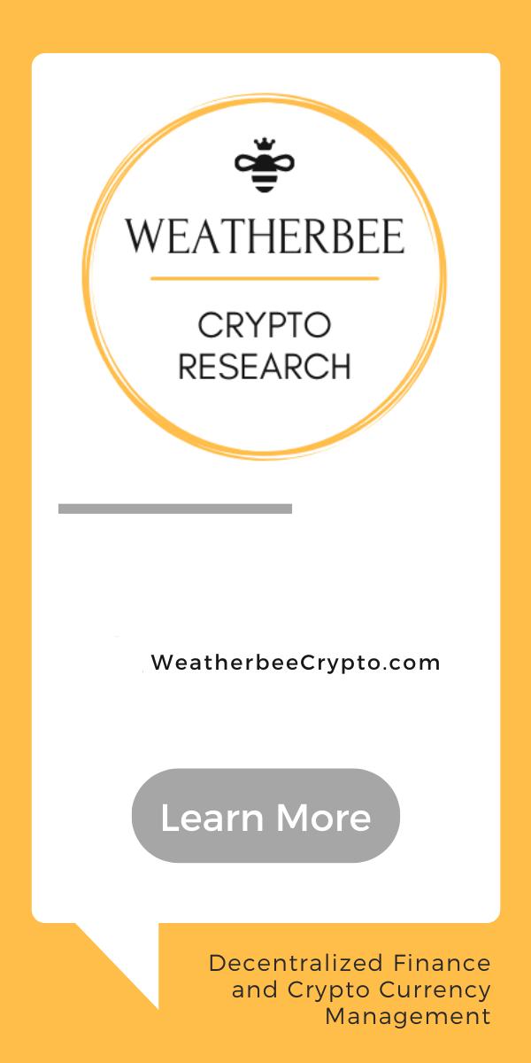 Weatherbee Crypto